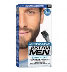 JUST FOR MEN - ZA BRKOVE I BRADU boja: medium - tamno braon M40