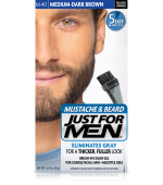 JUST FOR MEN - ZA BRKOVE I BRADU boja: medium - tamno braon M40